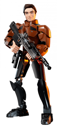 LEGO Constraction Star Wars 75535 Han Solo