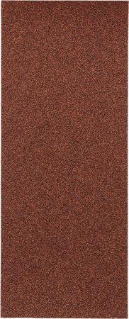 KWB brusni papir za les in kovino, GR 40, 10 kosov (815040)