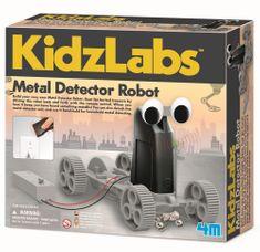 4M Robot - detektor kovu