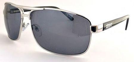 Zippo sončna očala OB44-03, krom