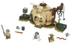 LEGO Star Wars ™ 75208 Chýše Mistra Yody