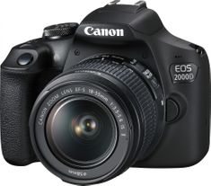 Canon EOS 2000D + 18-55 IS II (2728C003)