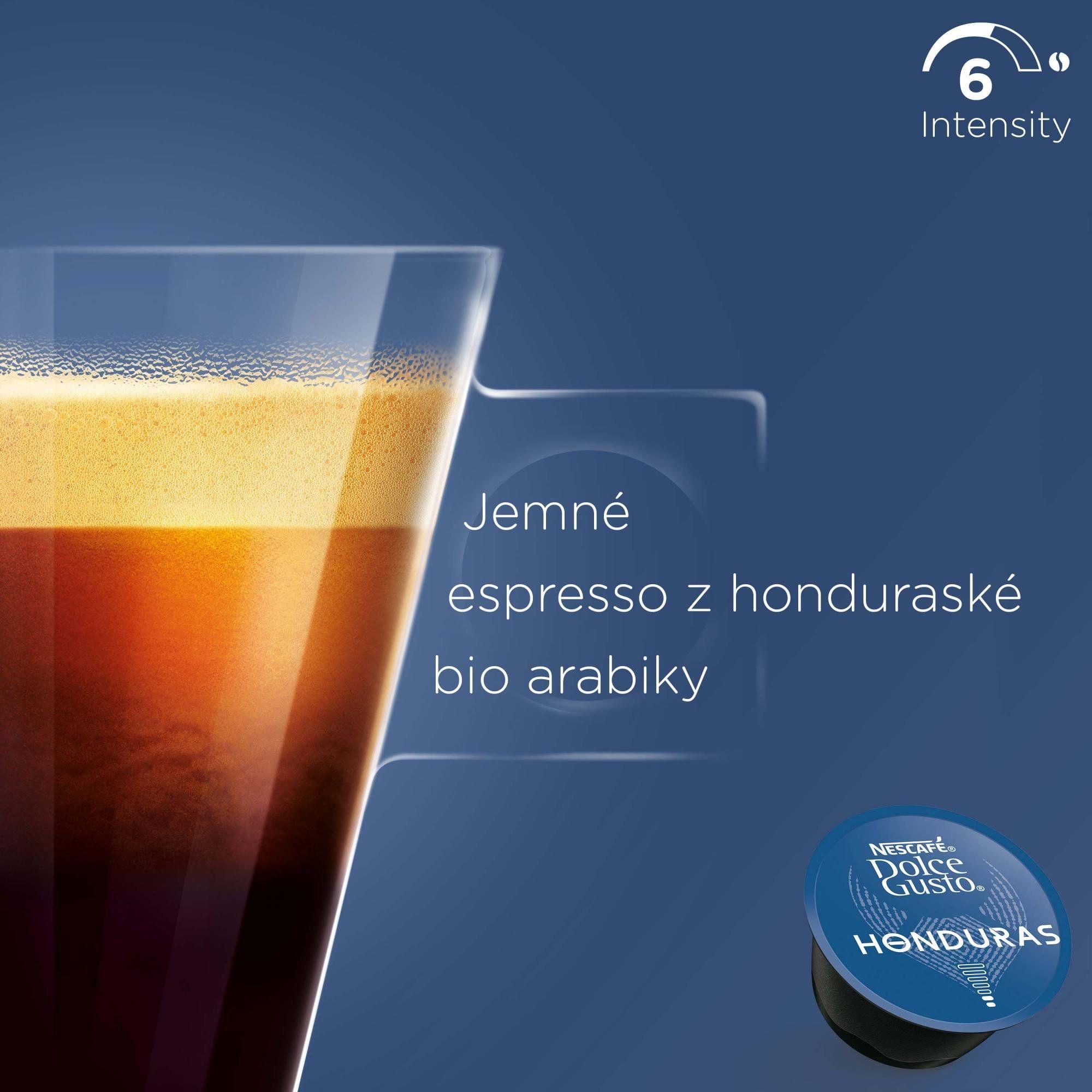 NESCAFÉ Dolce Gusto Honduras Corquin Espresso 100% bio arabika