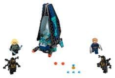 LEGO Super Heroes 76101 - Atak statku Outrider