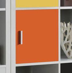 Vrata Cubix, oranžna