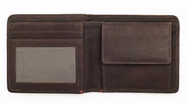 Zippo usnjena moška denarnica, rjava (2.005.119)