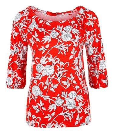 s.Oliver bluzka damska 36 czerwony