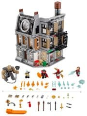 LEGO Super Heroes 76108 Soočenje v Sanctum Sanctorum