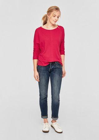 s.Oliver női póló 36 piros - Paraméterek  0b701f21eb