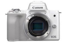 Canon EOS M50 Body + Cashback 1200 Kč! + 500 Kč na fotoslužby