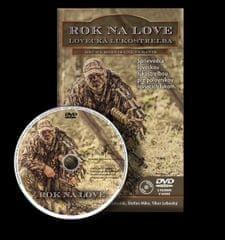 Kolektív autorov: Rok na love - Lovecká lukostreľba+DVD