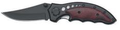 Ausonia žepni nož iz nerjavečega jekla (26248)