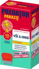 Predator Parazit Pack sérum + šampon + hřeben
