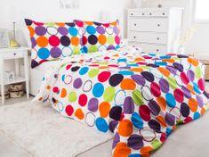 B.E.S. Petrovice Povlečení Color 140x200 bavlna renforcé