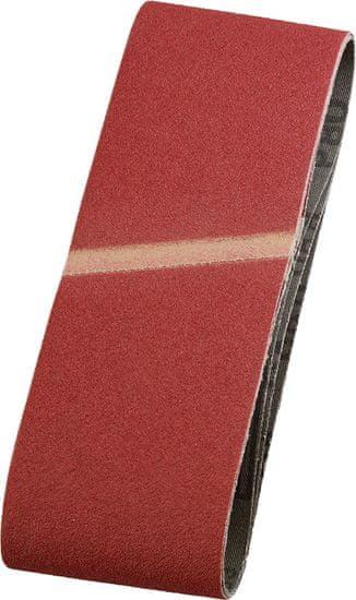 KWB brusni papir za les in kovino, GR 100, 3 trakovi (911910) - Odprta embalaža