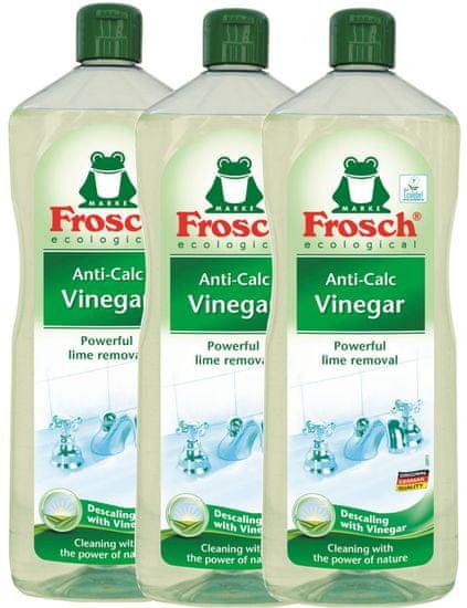 Frosch Eko univerzalno čistilo kis 3 x 1 l