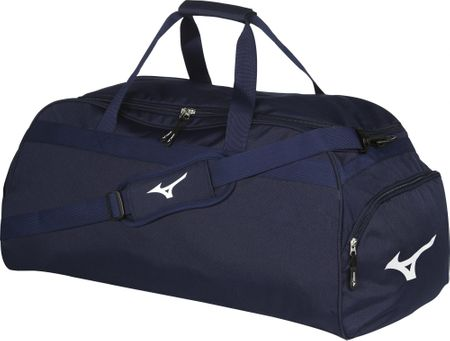 Mizuno športna torba Holdall Large Navy/White, temno modra
