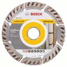 Bosch diamantna rezalna plošča Standard for Universal, 125 × 22,23 mm