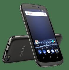 myPhone POCKET 2, černý