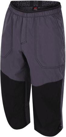 Hannah 3/4 moške hlače Hug Dark Shadow/Anthracite, M