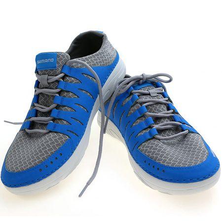 Shimano Boty Evair Boot Shoes Modré 40,5