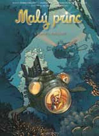 de Saint-Exupéry Antoine: Malý princ a Planeta polykače