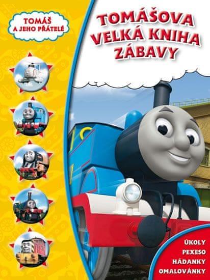 Disney Walt: Tomáš - Velká kniha zábavy