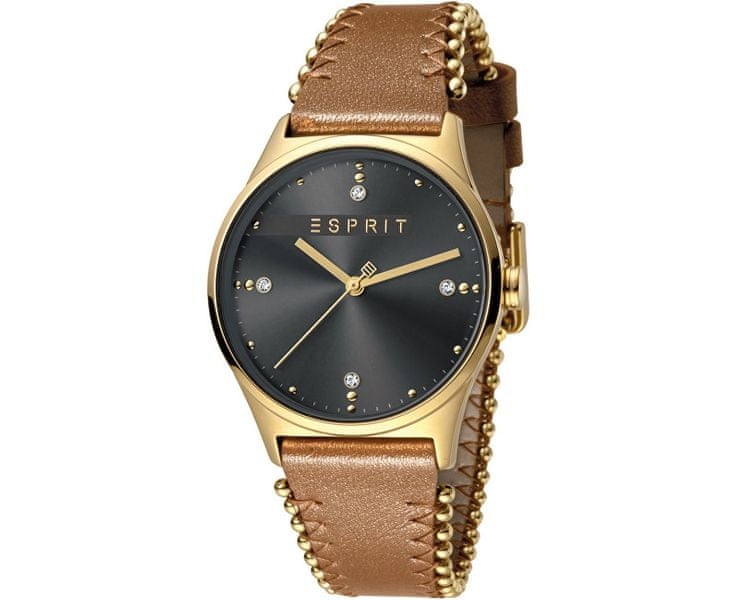 Esprit Drops 01 Grey L.Brown ES1L032L0035