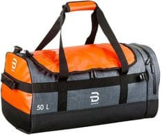 Bjorn Daehlie Bag Duffle 50 L grey/orange