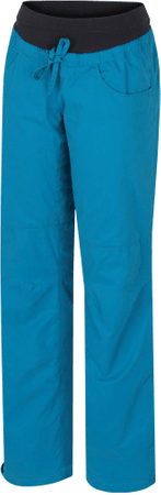 Hannah ženske hlače Gina Algiers Blue, modre, 38