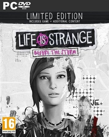 Square Enix Life is Strange: Before the Storm, Limited Edition (PC)