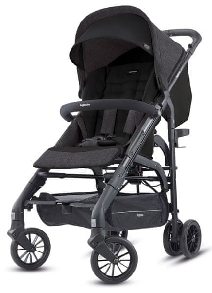 Inglesina Zippy Light 2018, Volcano Black