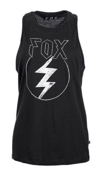 FOX dámské tílko Repented AIirline XL černá