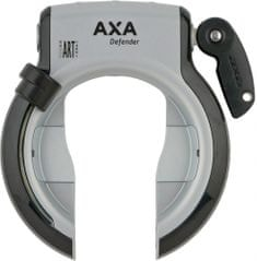 AXA Defender Silver/black