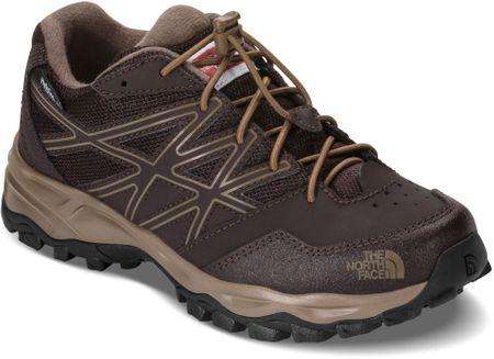The North Face fantovski čevlji Jr Hedgehog Hiker Wp Brunette Brown/Sepia Brown, rjavi, 32