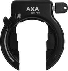 AXA Zapięcie rowerowe Solid Black
