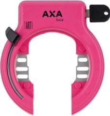 AXA Zapięcie rowerowe Solid Pink