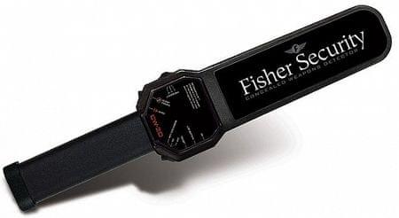 FISHER Bezpečnostní detektor Fisher CW-20