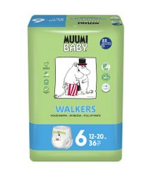 MUUMI BABY Walkers 6 Junior 12-20 kg (36 ks)
