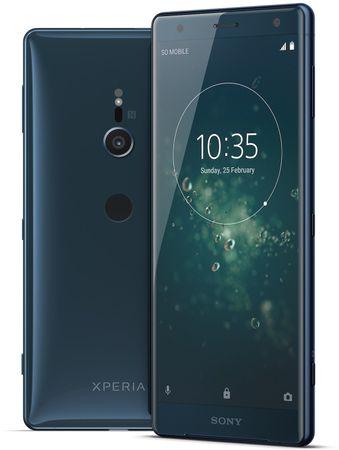 Sony Xperia XZ2, DualSIM, Deep Green