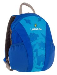 LittleLife Runabout Toddler Backpack - Blue