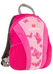 LittleLife Runabout Toddler Backpack - Pink