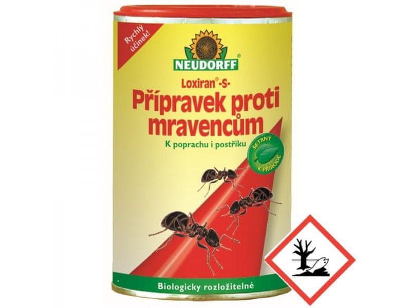 AGRO CS ND Loxiran - S - přípravek proti mravencům 100 g
