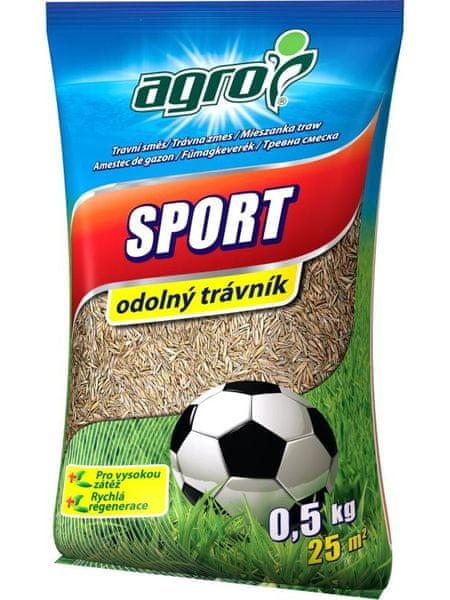 AGRO CS Travní směs SPORT 0,5 kg