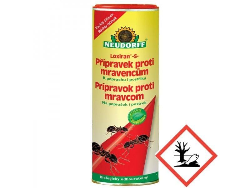 AGRO CS ND Loxiran - S - přípravek proti mravencům 300 g