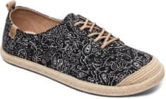 Roxy ženski čevlji Flora Lace UP J Shoe Blk
