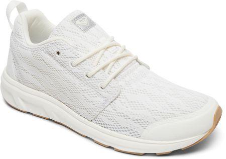 ROXY Damskie trampki Set Session II J Shoe, biały, 40