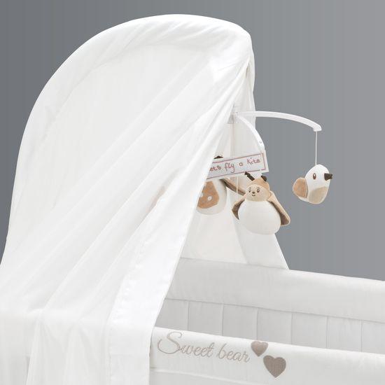CAM łóżeczko dostawne Cullami