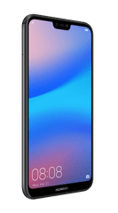 Huawei P20 Lite, Dual SIM, Midnight Black