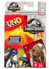 Mattel Uno Jurský svět